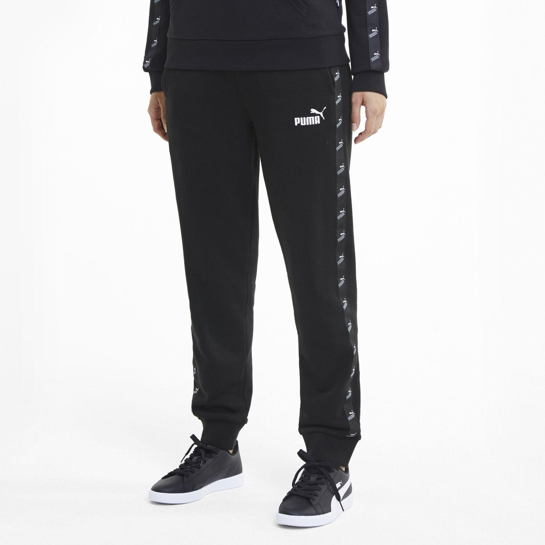 Puma Amplified Pants TR cl Negro Pantalones deportivos