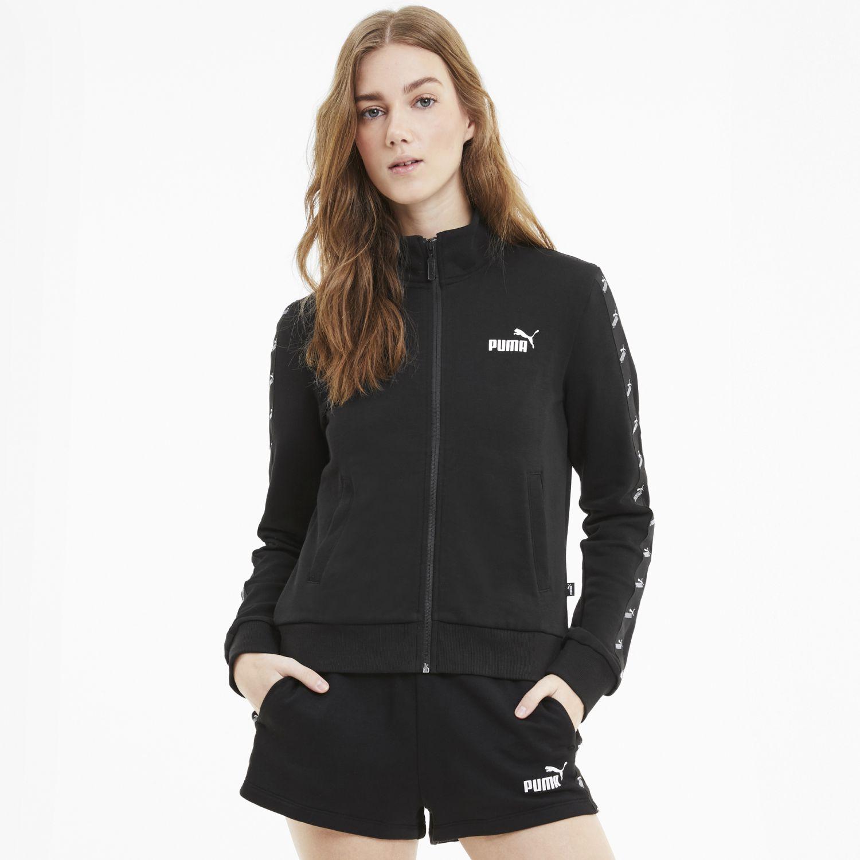 Puma Amplified Track Jacket Tr Negro Casacas de Atletismo