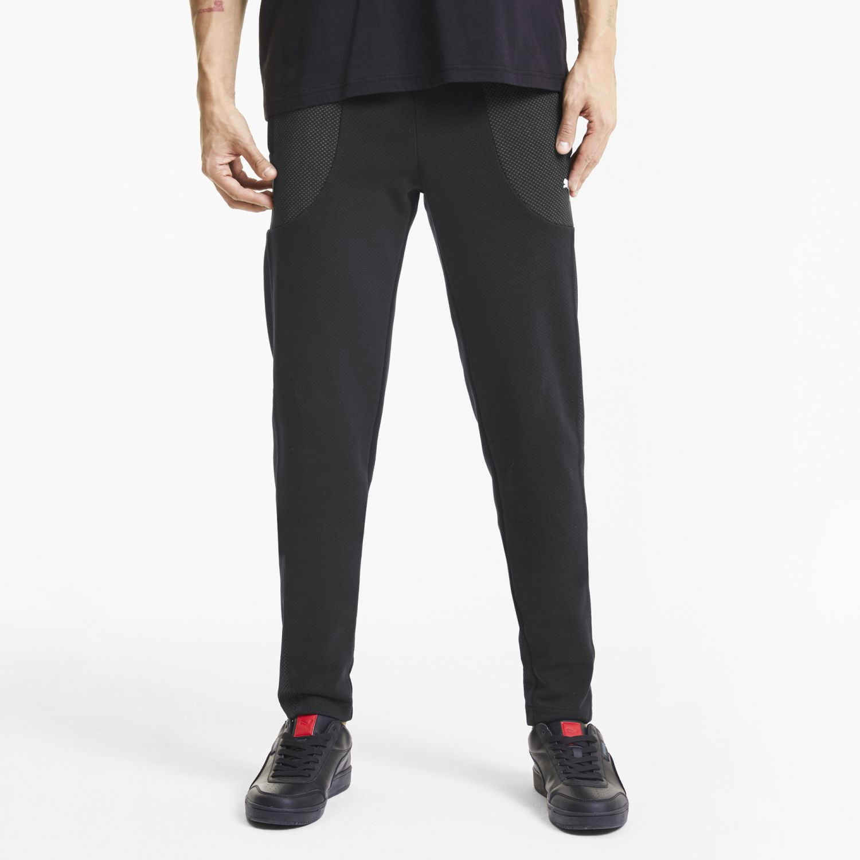 Puma Ferarri Race Sweat Pants Negro Pantalones Deportivos