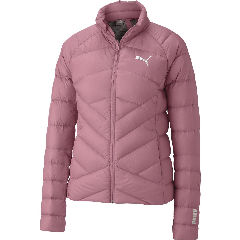 Puma Pwrwarm Packlite 600 Down Jacket Lila Impermeables y chaquetas