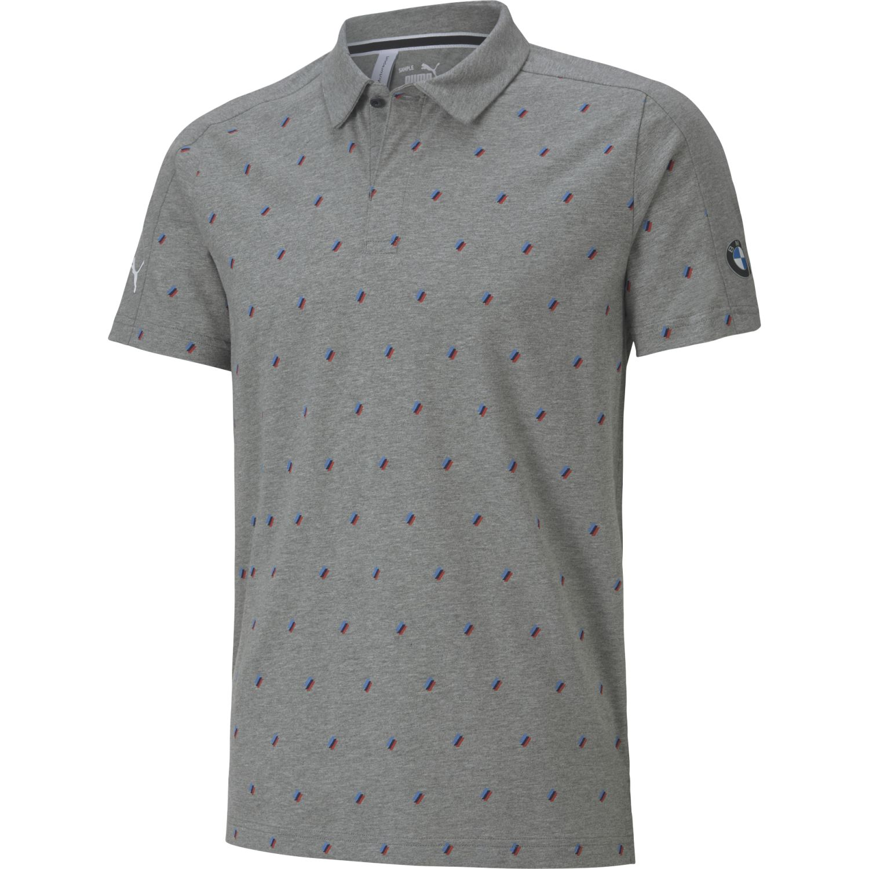 Puma Bmw Mms Aop Polo Gris Camisetas y polos deportivos