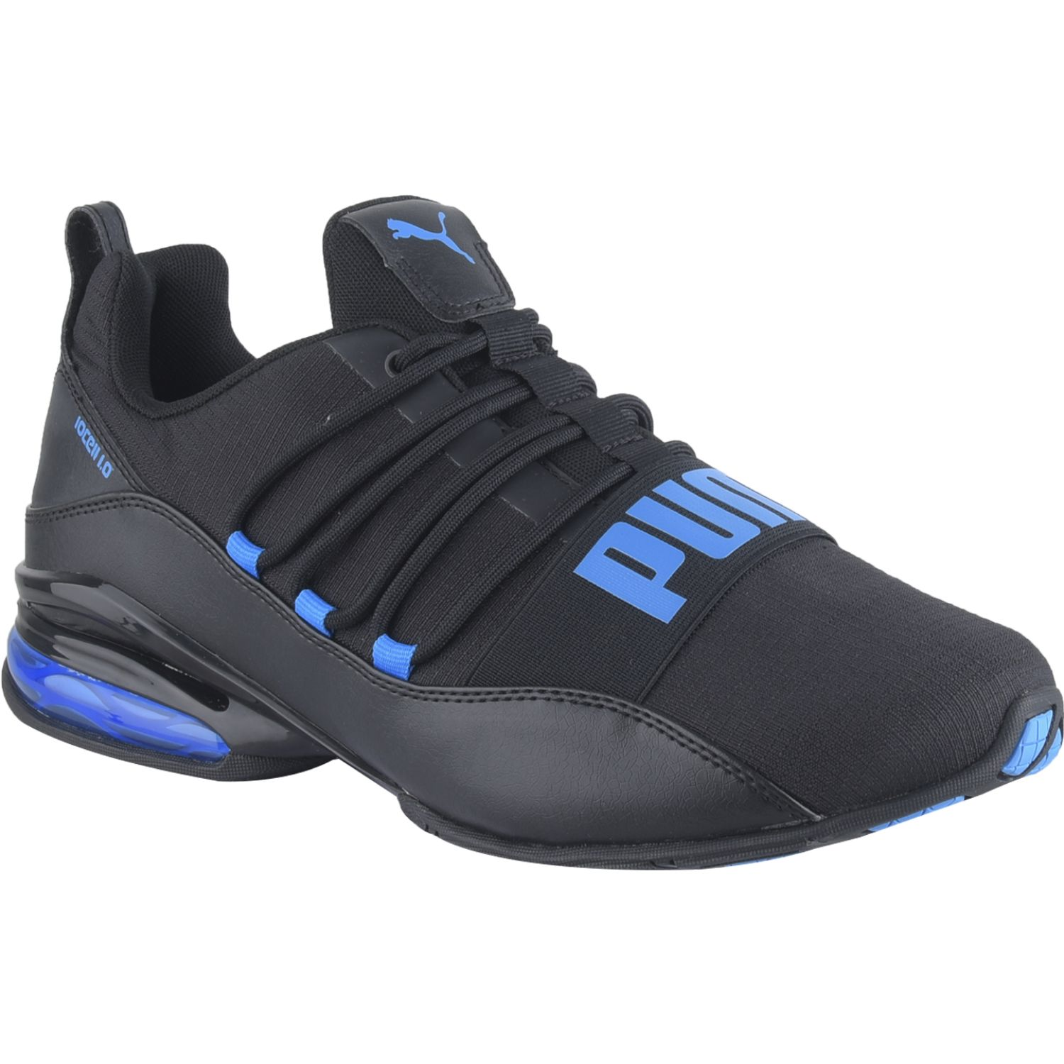 Puma Cell Regulate Mesh Negro Correr por carretera
