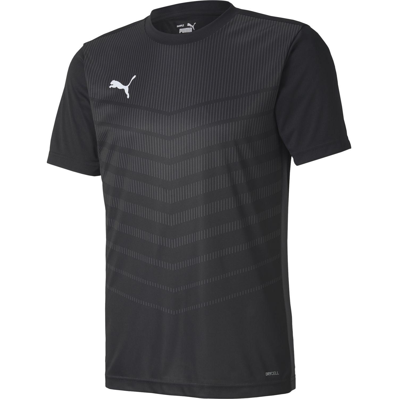 Puma Ftblplay Graphic Shirt Negro Camisetas y polos deportivos
