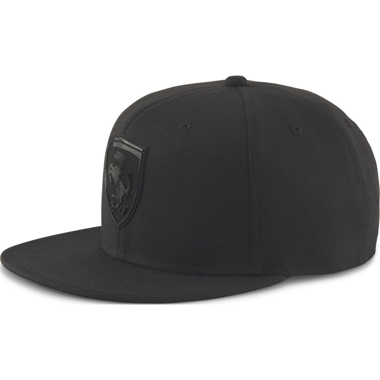 Puma Ferrari Style Fb Cap Negro Gorros de Baseball