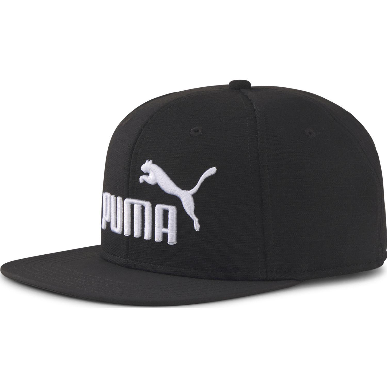 Puma Puma Flatbrim Cap Negro Gorras de béisbol