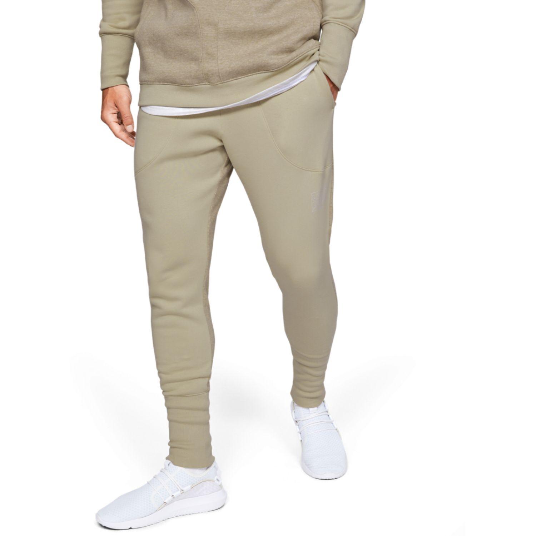Under Armour Ua Baseline Fleece Jogger Plomo Pantalones deportivos