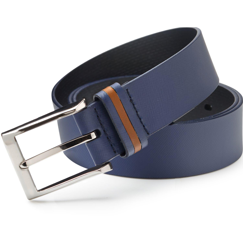 TABU CORREA LOMA Azul Correas y Cinturones
