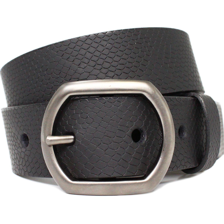 TABU Correa Amira Negro Correas y Cinturones
