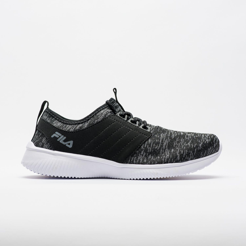 Fila Tenis Fila Slide Negro / blanco Para caminar