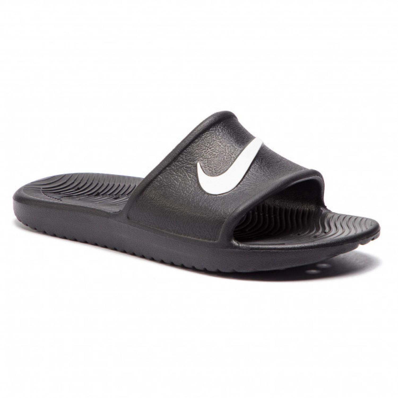 Nike Nike Kawa Shower Bg Negro Sandalias deportivas