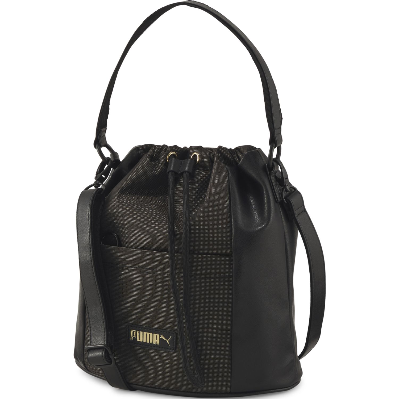 Puma Prime Premium Bucket Bag Negro bolsos de lazo