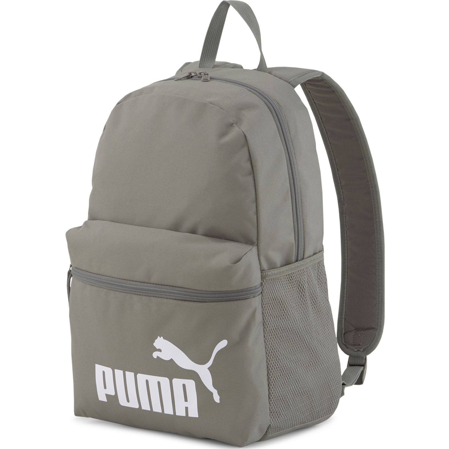 Puma Puma Phase Backpack Gris Mochilas multipropósitos