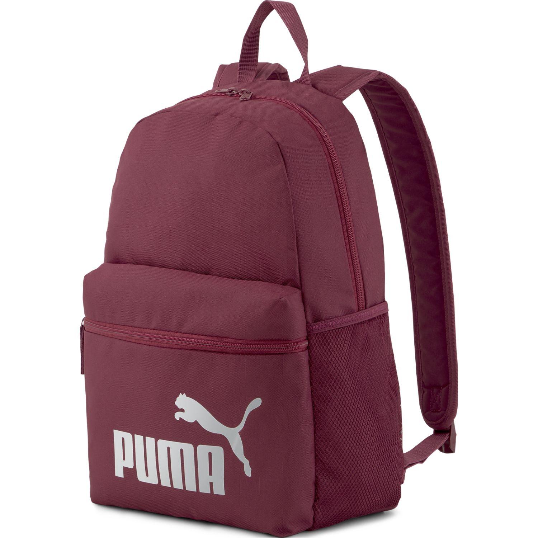 Puma Puma Phase Backpack Guinda Mochilas Multipropósitos