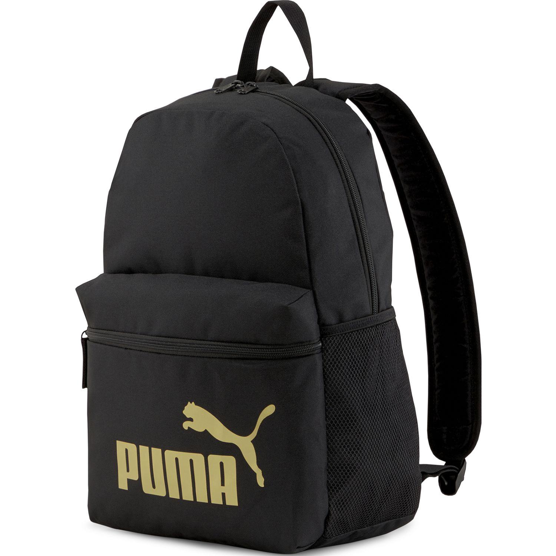 Puma Puma Phase Backpack Negro Mochilas multipropósitos