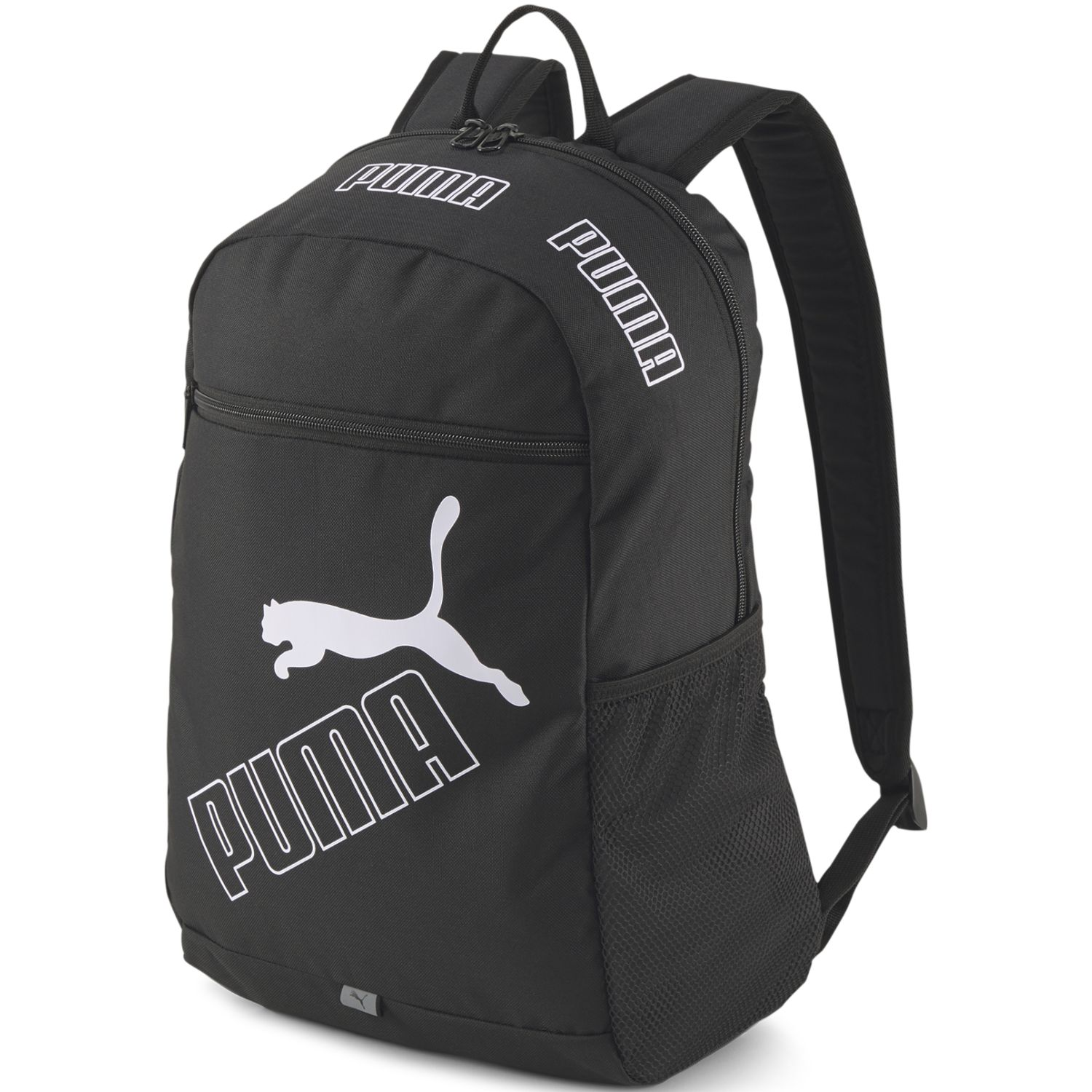 Puma Puma Phase Backpack Ii Negro Mochilas Multipropósitos