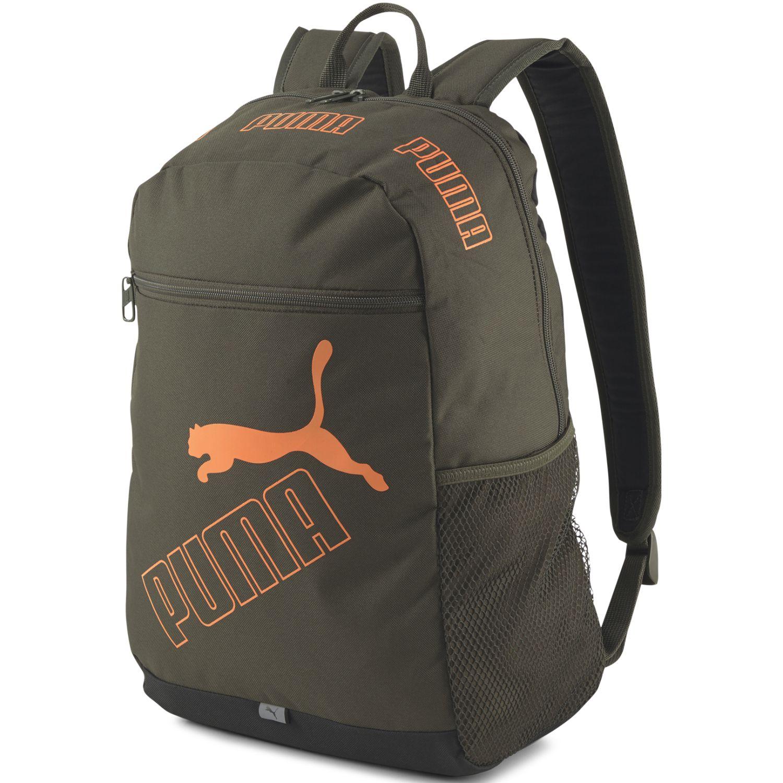 Puma Puma Phase Backpack Ii Olivo Mochilas multipropósitos