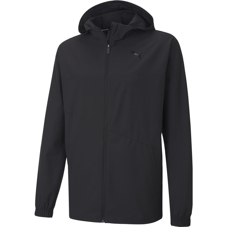 Puma Train Vent Woven Jacket Negro Casacas deportivas