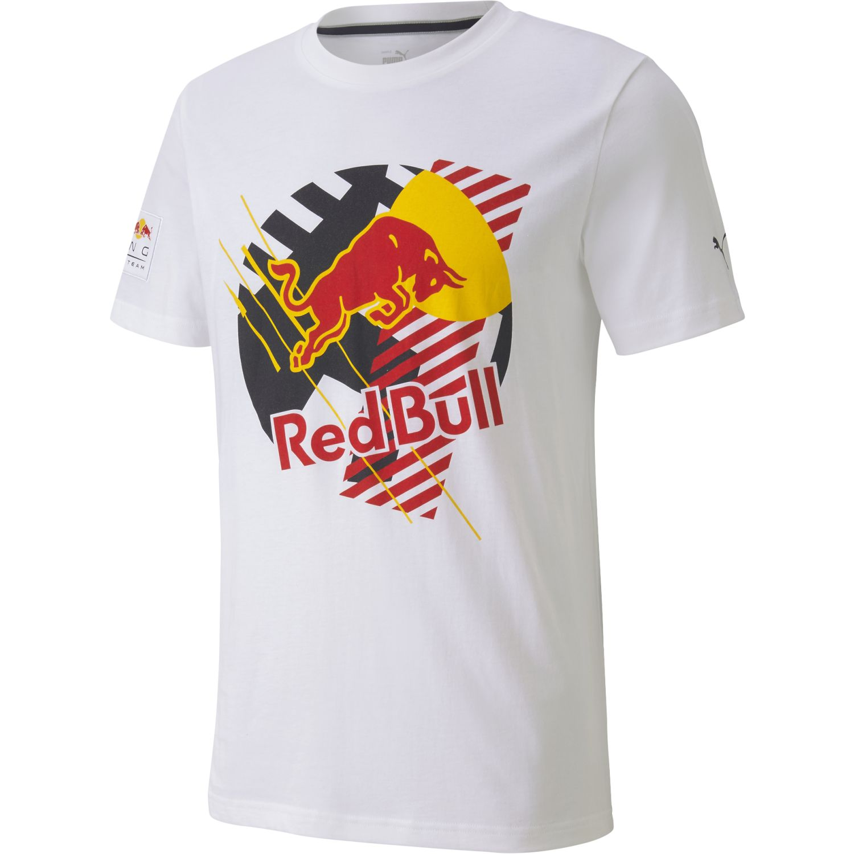 Puma Rbr Dynamic Bull Tee Blanco Camisetas y polos deportivos