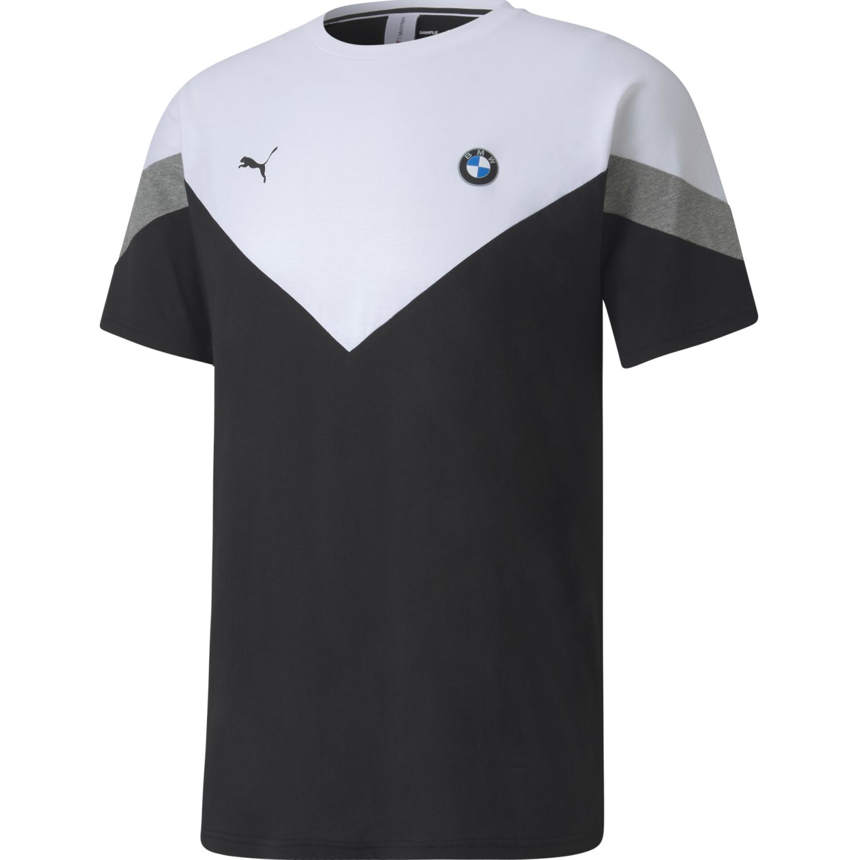 Puma Bmw Mms Mcs Tee Negro Camisetas y polos deportivos