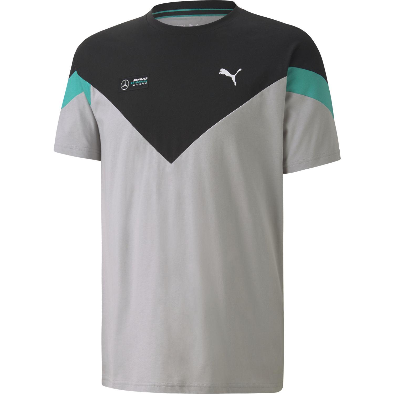 Puma Mapm Mcs Tee Gris Camisetas y polos deportivos