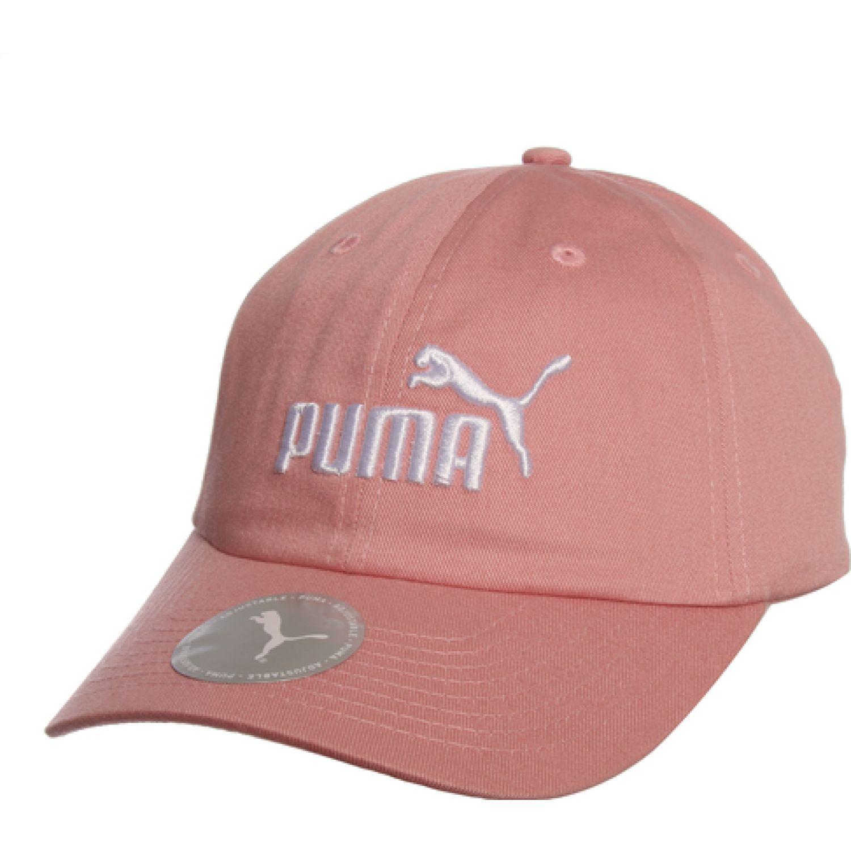 Puma Ess Cap Rosado Gorros de Baseball