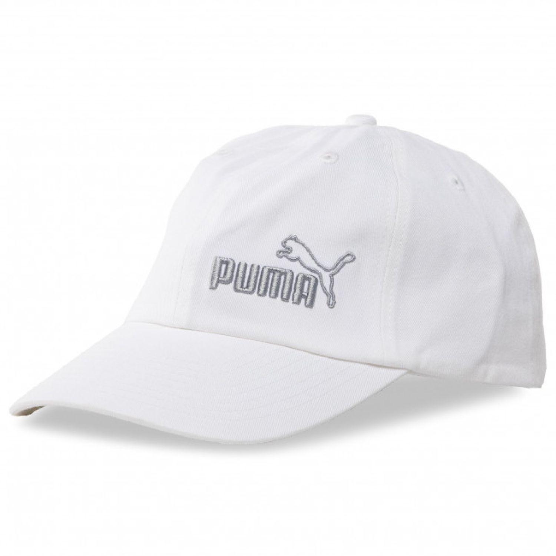 Puma Ess Cap Ii Blanco Gorros de Baseball