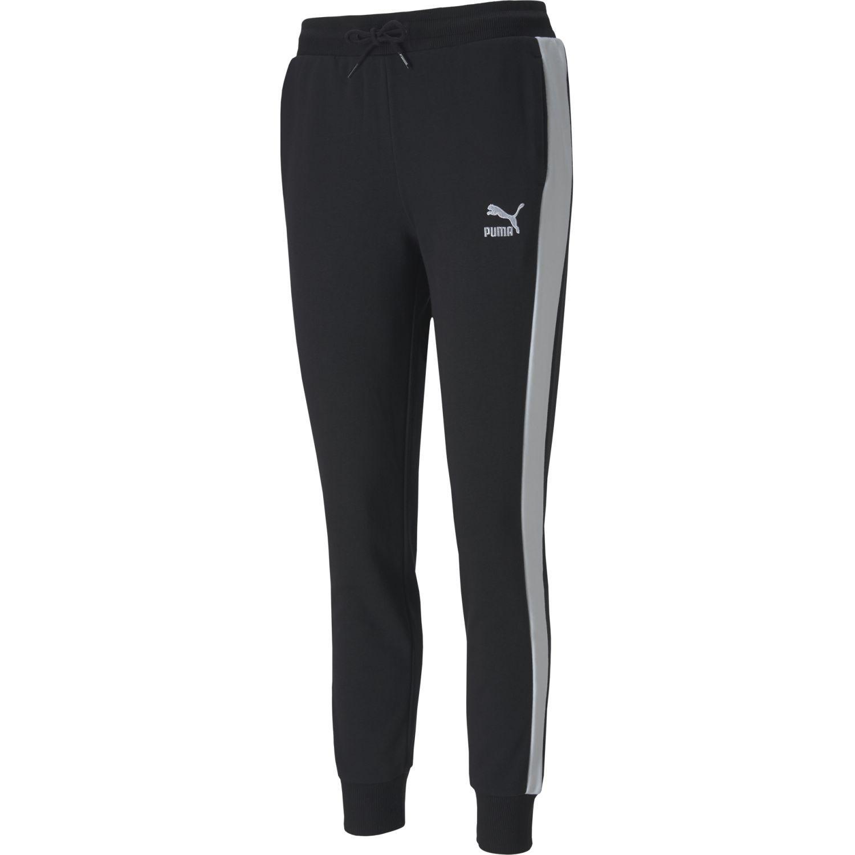 Puma Classics T7 Track Pant Ft Cl Negro Pantalones deportivos