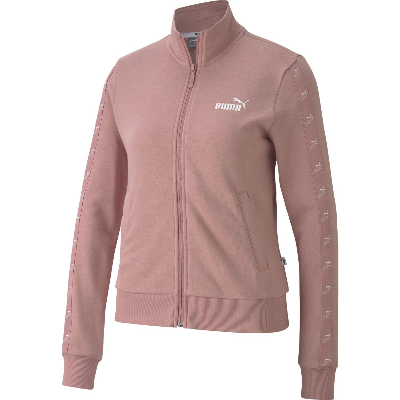 Puma Amplified Track Jacket TR Lila Casacas de Atletismo