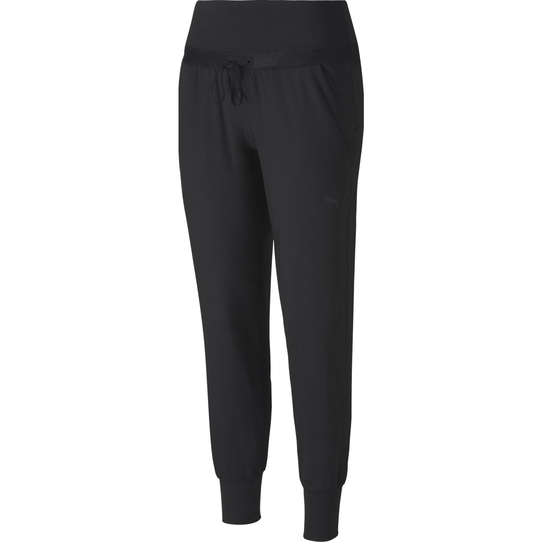 Puma Studio Yogini Luxe Pant Negro Pantalones deportivos