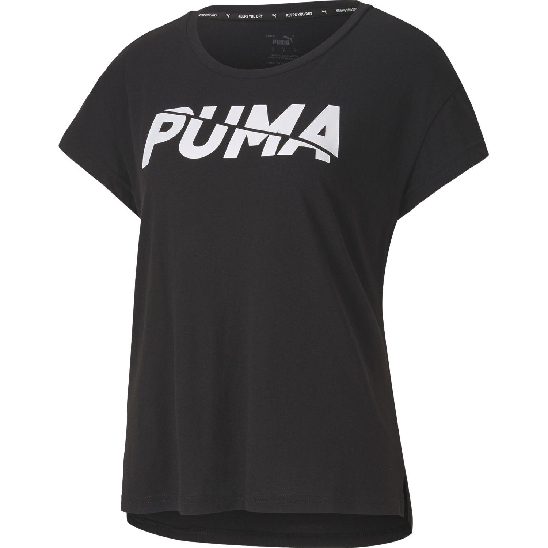 Puma Modern Sports Graphic Tee Negro