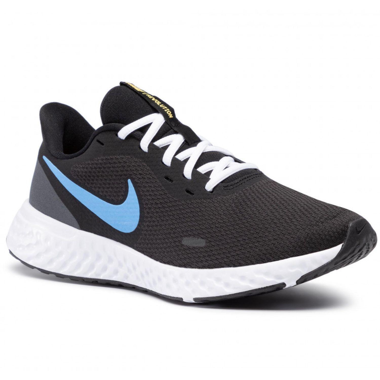 Nike Zapatilla Running Nk Bq3204-004 Negro Correr por carretera