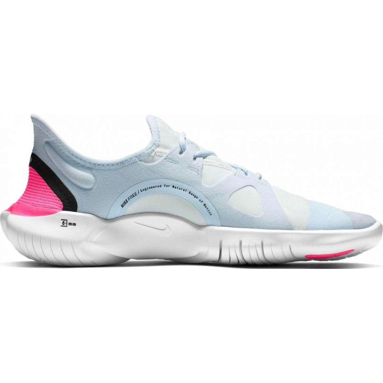 Nike Zapatilla Running Nk Aq1316-101 Celeste Running en pista