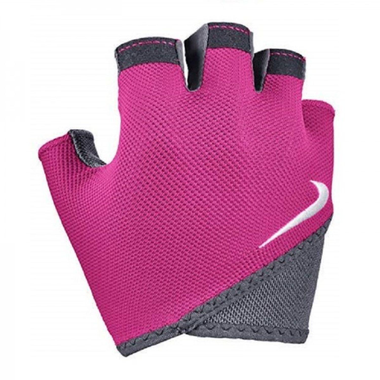 Nike Gua Nik N0002557628 Nike W Gym Ess Rosado Guantes, mitones y guantes de revestimiento