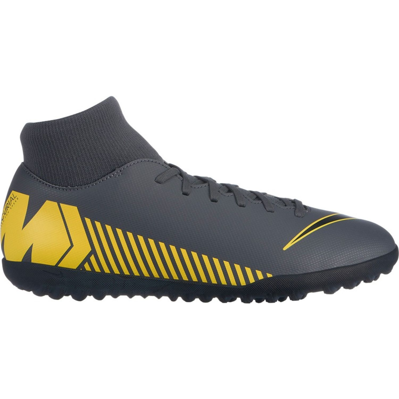 Nike ZAPATILLA FUTBOL NK AH7372-070 Gris Hombres