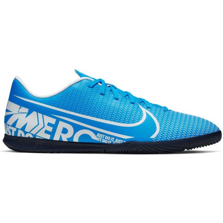 Nike Zapatilla Futbol Nk At7997-414 Celeste Hombres