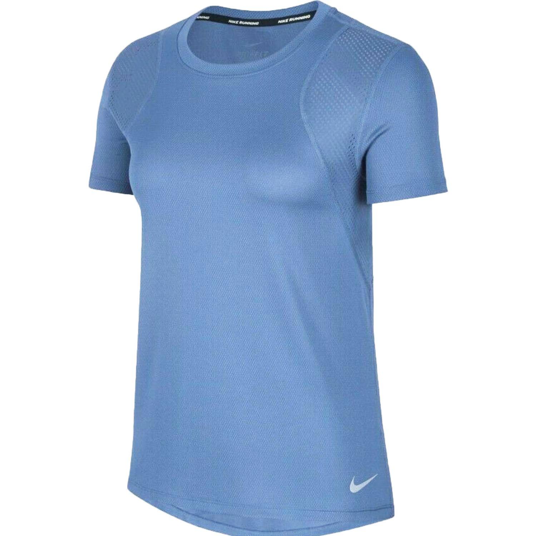 Nike Polo Nk 890353-458 Celeste