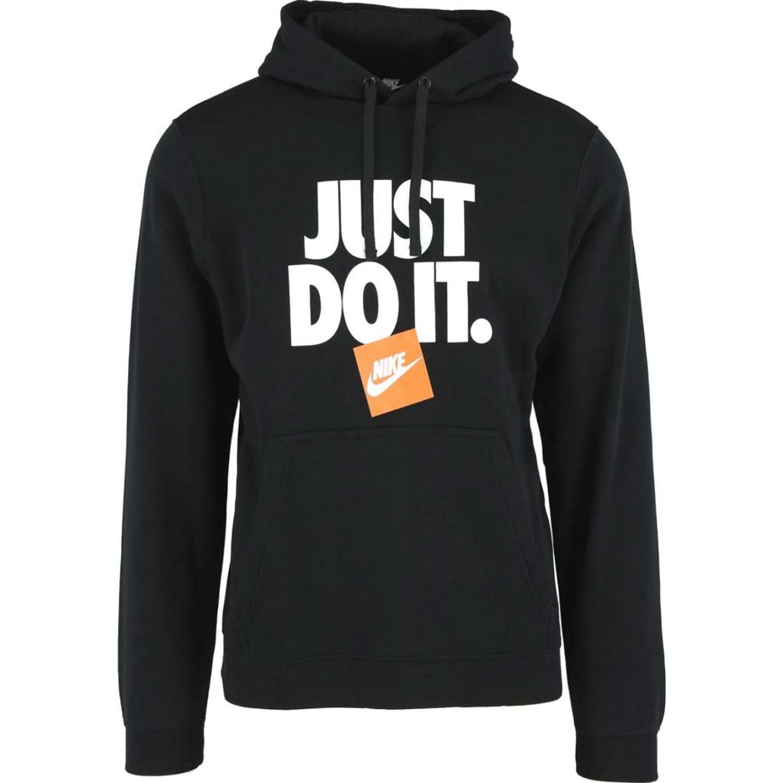 Nike Polera Nk Ar2578-010 Negro Hoodies Deportivos