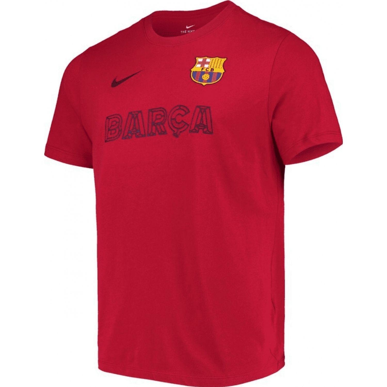 Nike Ar0275-620barc M Nk Tee Rojo Camisetas y polos deportivos