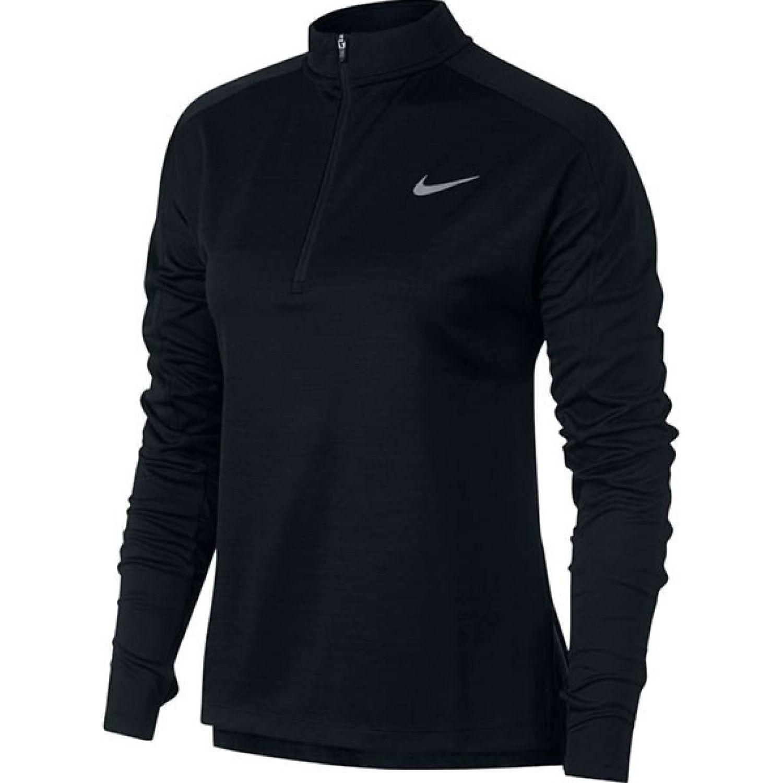 Nike Polera Nk 928613-010 Negro Hoodies deportivos