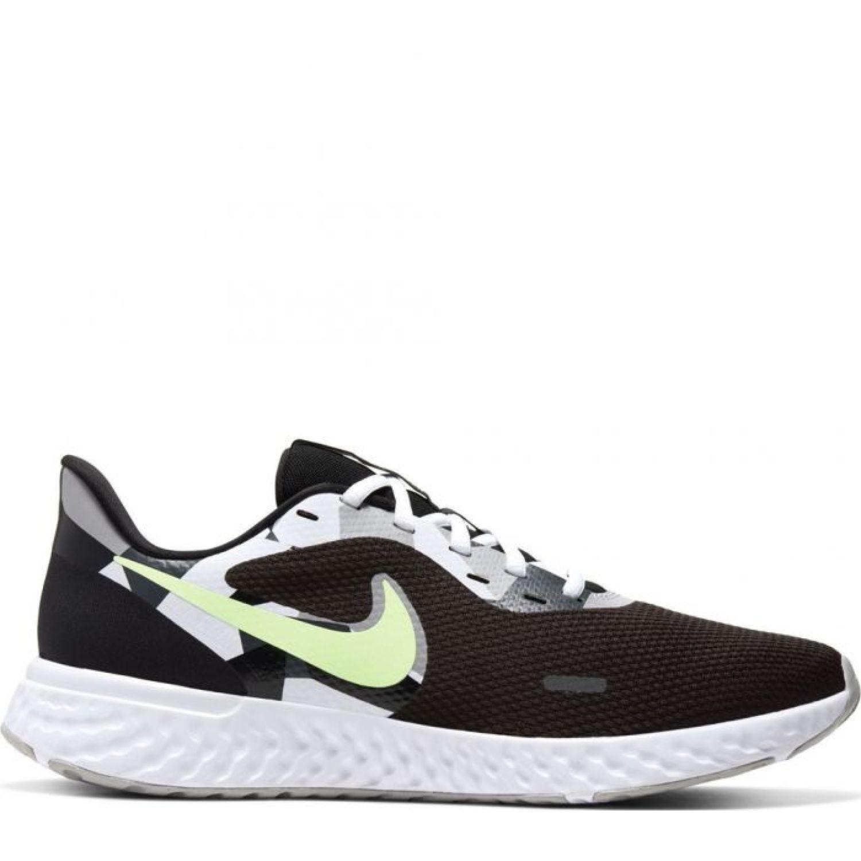 Nike Zapatilla Running Nk Bq3204-007 Negro