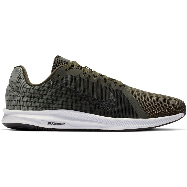 Nike 908984-302 Downshifter Verde Running en pista