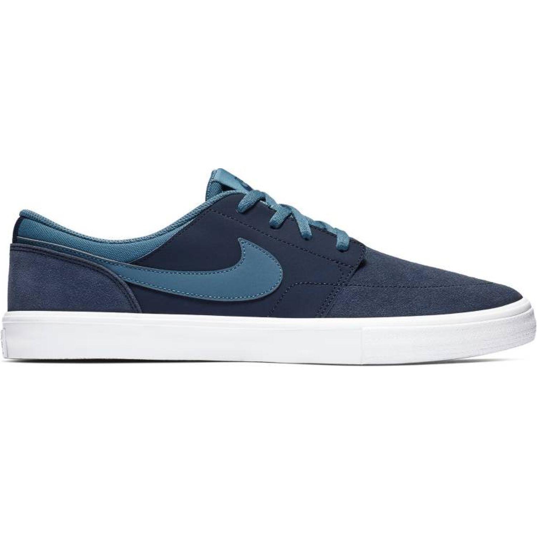 Nike 880266-401 Nike Sb Portmore Ii Solar Azul Walking