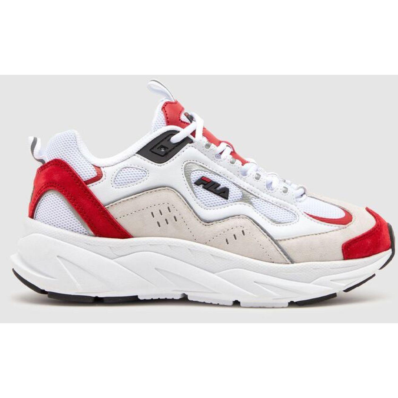 Fila Trigate Blanco / rojo Para caminar