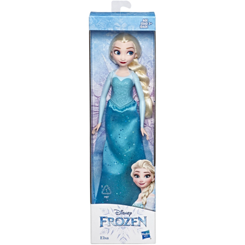 Frozen FRZ 1 BASIC DOLL ELSA Varios Muñecas