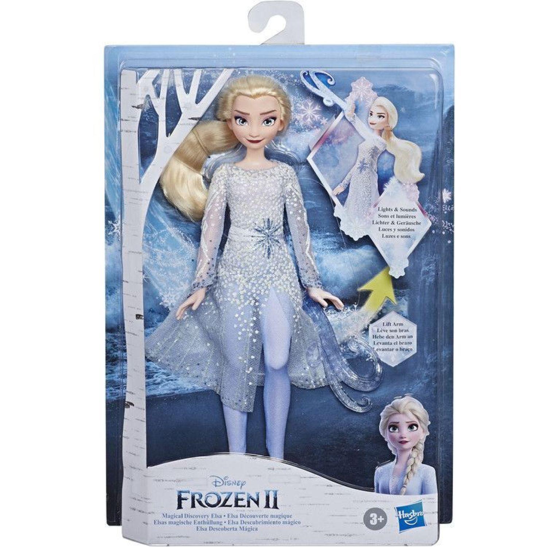 Frozen Frz 2 Magical Discovery Elsa Varios Muñecas
