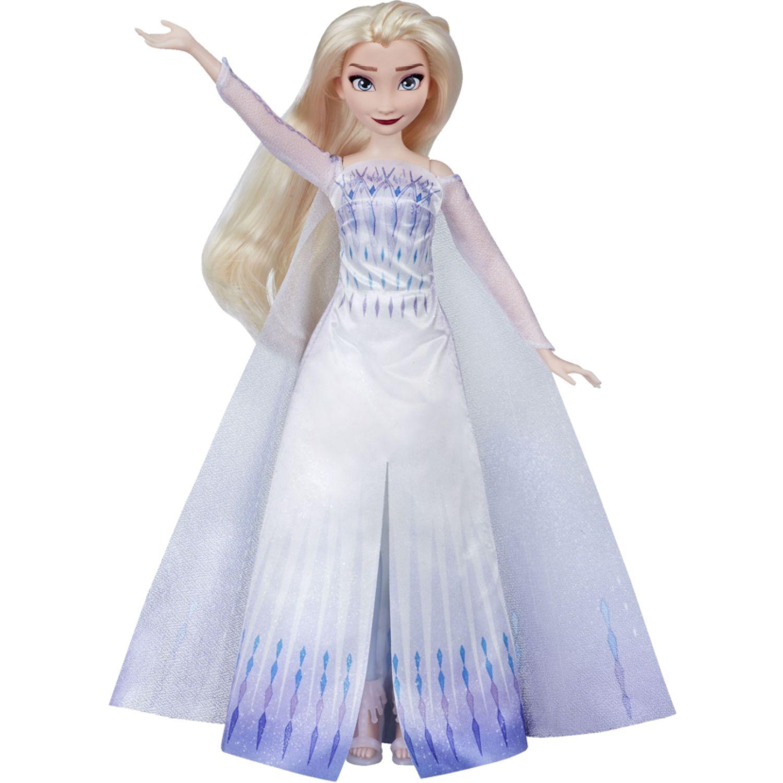 Frozen Frz 2 Musical Adventure Elsa Varios Muñecas