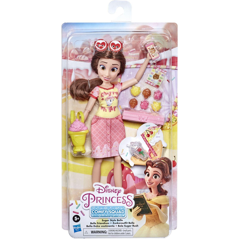 Princesas Dpr Squad Sugar Style Belle Varios Muñecas