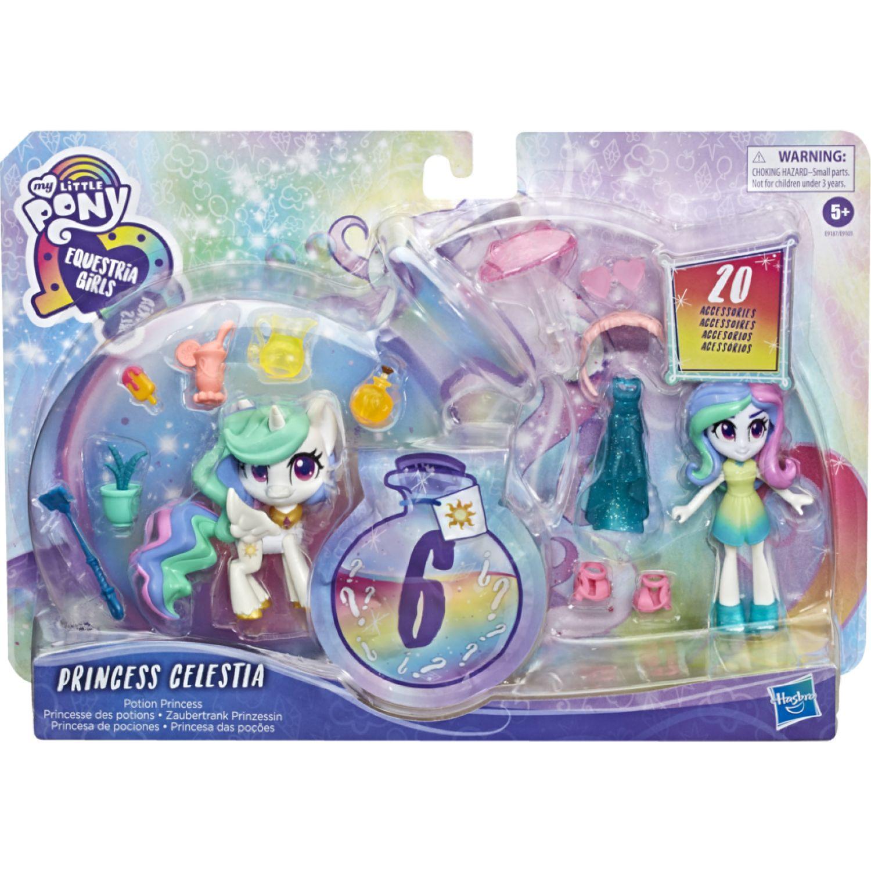 My Little Pony Mlp Eg Magical Princess Celestia Varios Muñecas