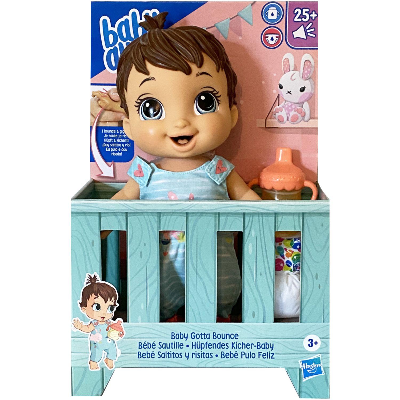 BABY ALIVE Ba Baby Gotta Bounce Bunny Varios Muñecas