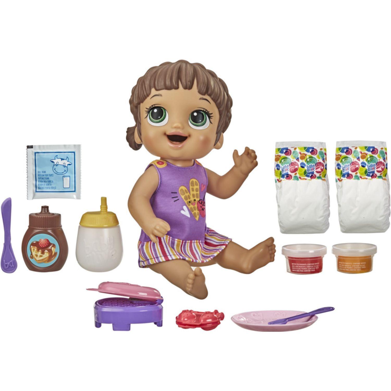 BABY ALIVE Ba Breakfast Time Baby Brnh Varios Muñecas